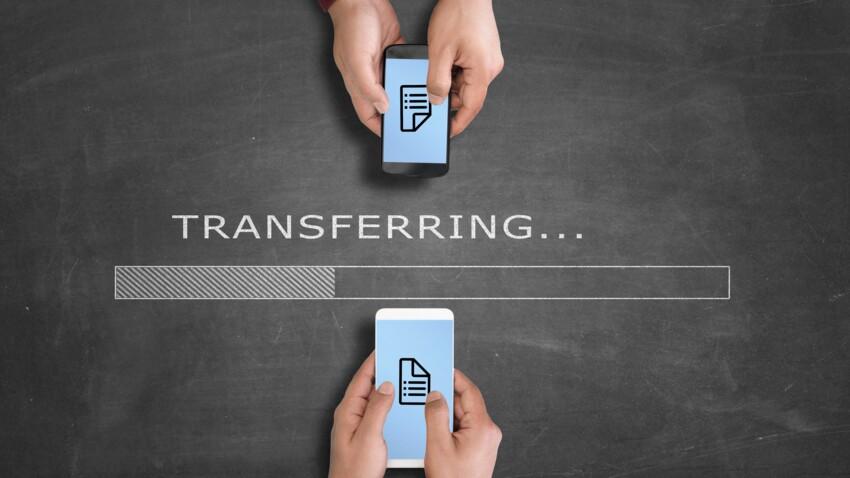 Partage à proximité : comment envoyer un fichier sans Wi-Fi ni réseau ?