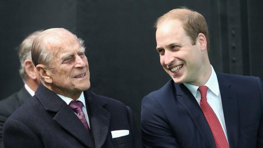 Prince William : ses mots touchants en souvenir de son défunt grand-père, le prince Philip