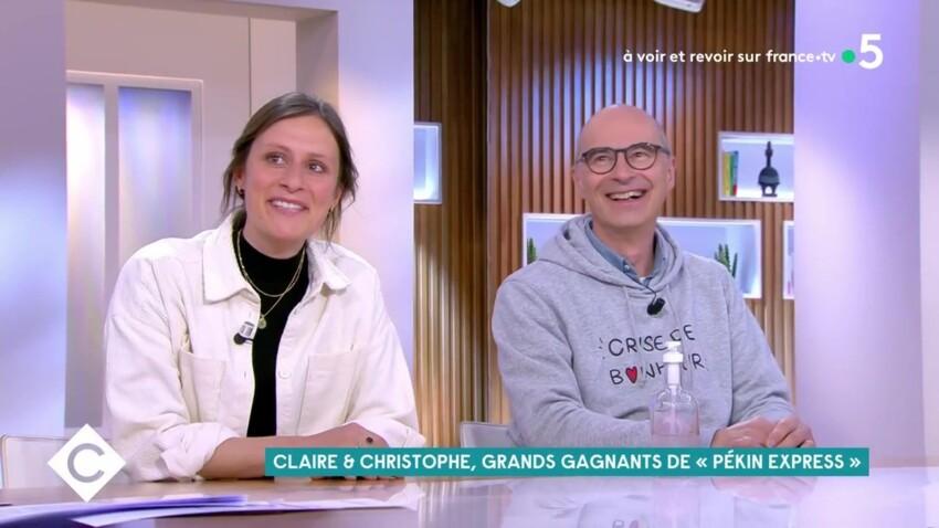 """""""Pékin Express"""" : que vont faire les vainqueurs Claire et Christophe de leurs gains remportés ?"""
