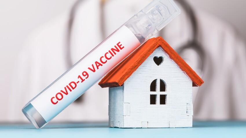 Une dose de vaccin réduit déjà de moitié le risque de contaminer son foyer