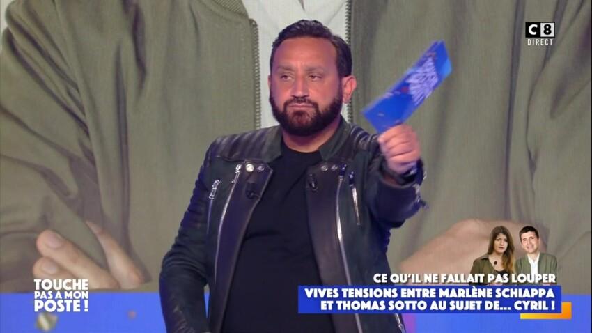 """Cyril Hanouna : pourquoi se dit-il """"déçu"""" du comportement de Thomas Sotto ?"""