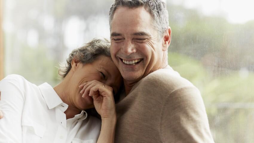 Cinq bonnes raisons de continuer de croire en l'amour après 50 ans