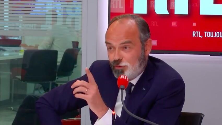 """Edouard Philippe rembarre sèchement Thomas Sotto sur RTL : """"Je n'ai pas envie de répondre"""""""