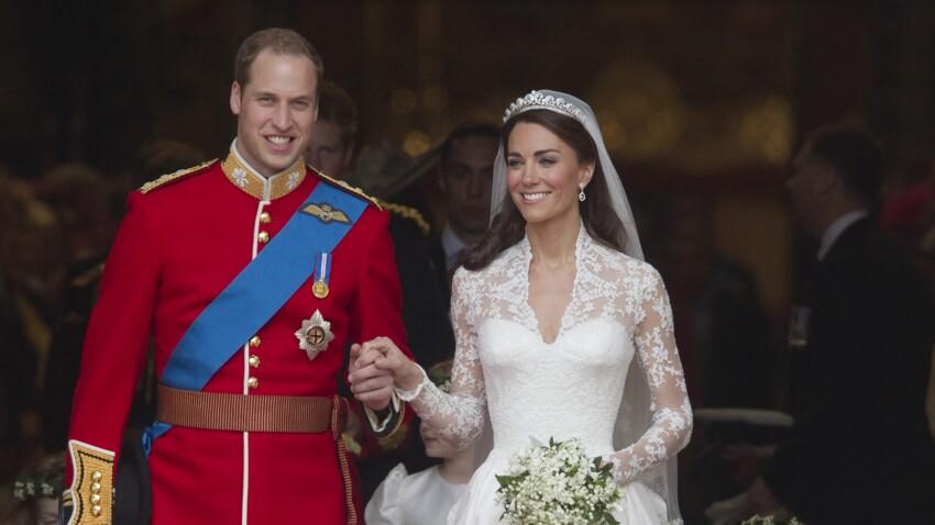 PHOTOS - William et Kate fêtent leur 10e anniversaire de mariage !