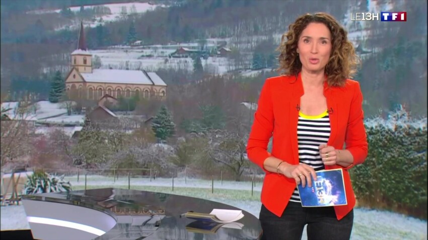 Marie-Sophie Lacarrau touchée par la Covid-19 : quand fera-t-elle son retour sur TF1 ?
