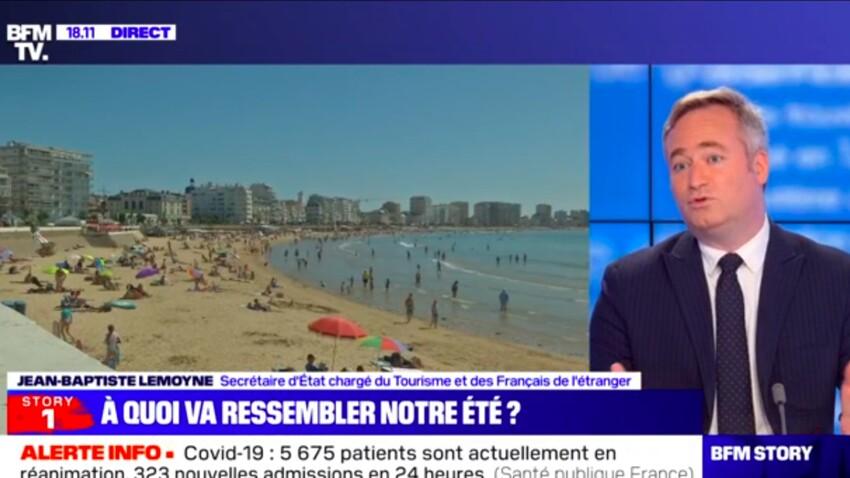 Été 2021 : faut-il réserver dès maintenant ? La réponse du Secrétaire d'État chargé du Tourisme, Jean-Baptiste Lemoyne