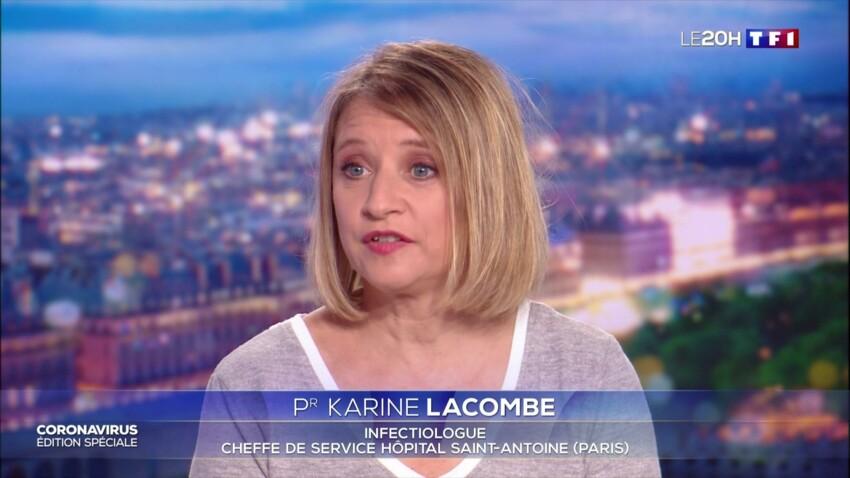 """Karine Lacombe interpelle Emmanuel Macron sur le déconfinement  : """"L'été peut devenir un cauchemar"""""""
