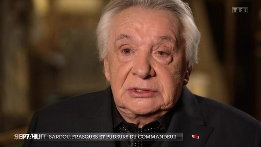 """""""Je vis l'enfer depuis 50 ans"""" : Michel Sardou évoque son combat contre son image"""