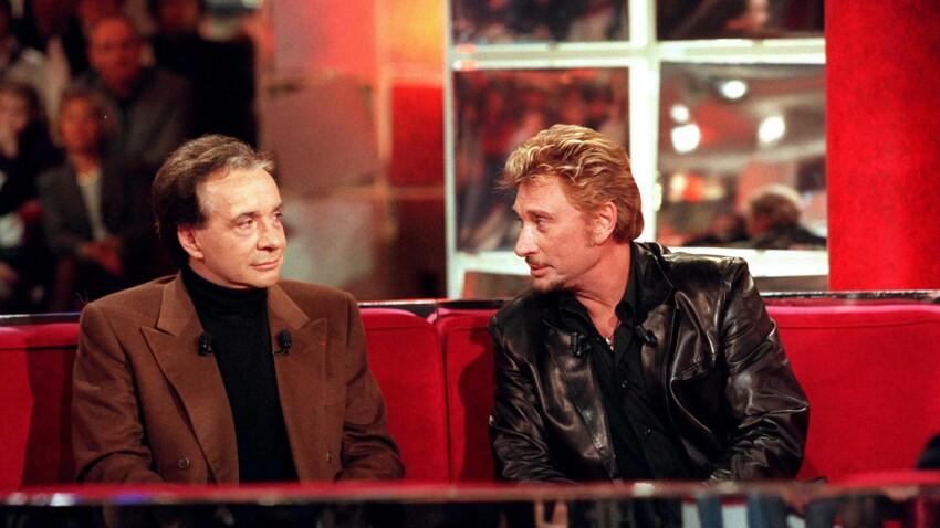 """Michel Sardou fâché avec Johnny : le chanteur assure que sa blague sur Jade """"n'était pas raciste"""""""