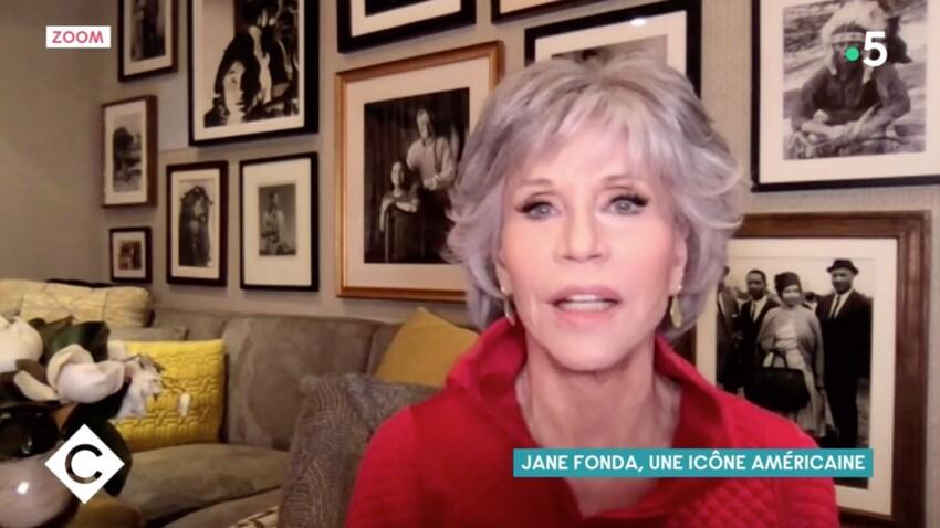 Jane Fonda : cette actrice française qui lui a donné le goût des manifestations