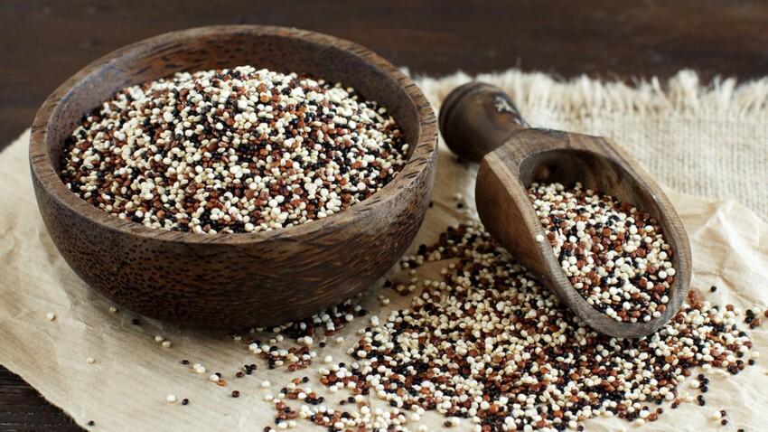 Quinoa ou boulgour, on choisit quoi?