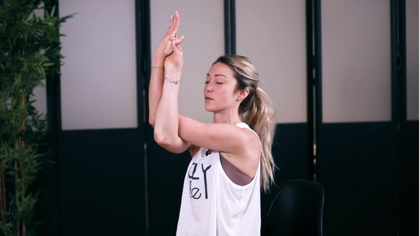 5 exercices de yoga pour soulager sa nuque et ses épaules