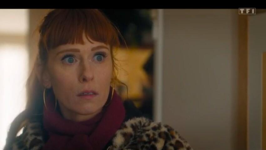 """Audrey Fleurot : pourquoi Djibril Glissant, son compagnon, est au générique de la série """"HPI"""""""