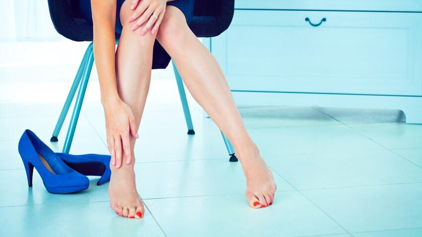 Hallux valgus, épine calcanéenne, pieds gonflés :  les maux de pieds qu'il faut traiter sans tarder