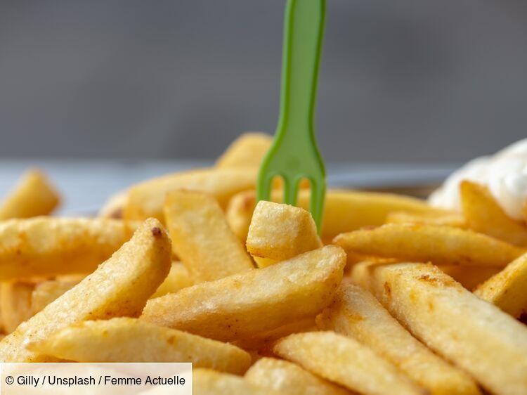 Les astuces de Cyril Lignac pour réussir de bonnes frites maison croustillantes