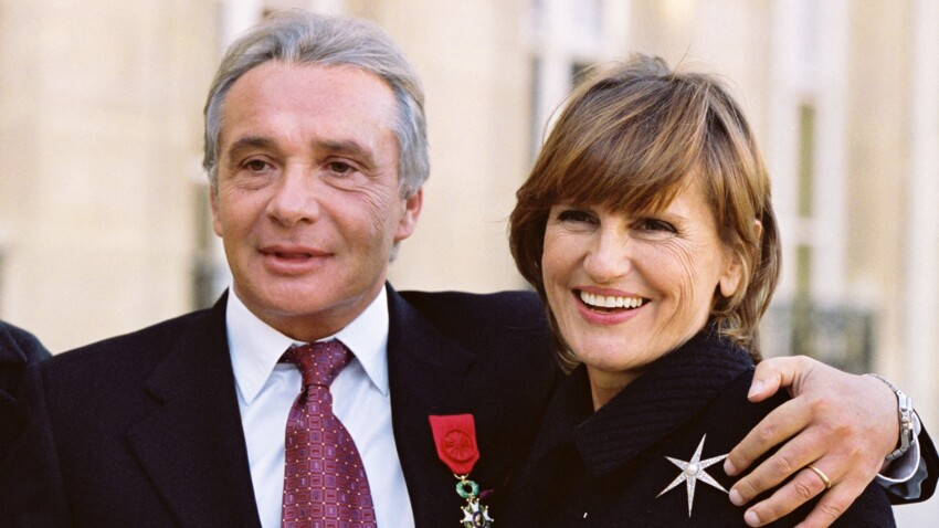 Michel Sardou, infidèle : comment il a tout plaqué pour épouser Anne-Marie Périer