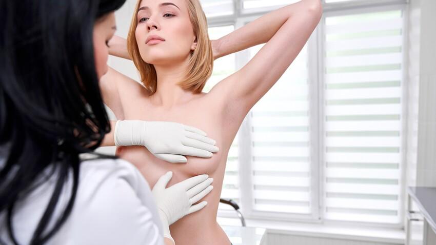 Forme, taille : mes seins ont changé d'aspect, dois-je m'inquiéter ?