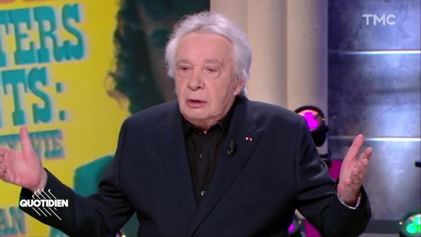 Michel Sardou raconte comment Ray Charles l'a convaincu de ne pas céder à la cocaïne