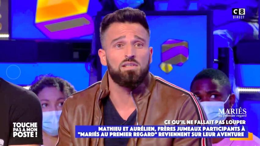 """""""Mariés au premier regard"""" : Aurélien violent avec Marianne ? Il donne sa version des faits"""