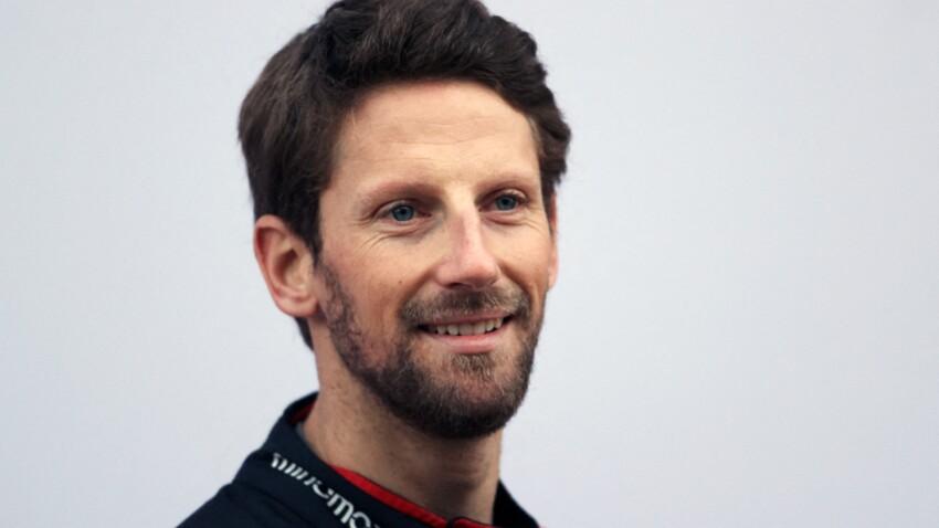 Romain Grosjean : 5 mois après son terrible accident, le pilote garde de grosses cicatrices de ses brûlures