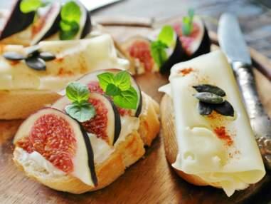 Nos meilleures recettes pour un apéro végétarien