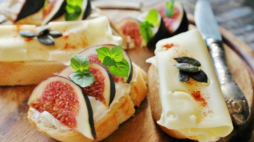 Nos meilleures idées recettes pour un apéro végétarien