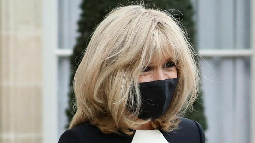 Brigitte Macron : cette belle surprise qu'elle a faite à des collégiens