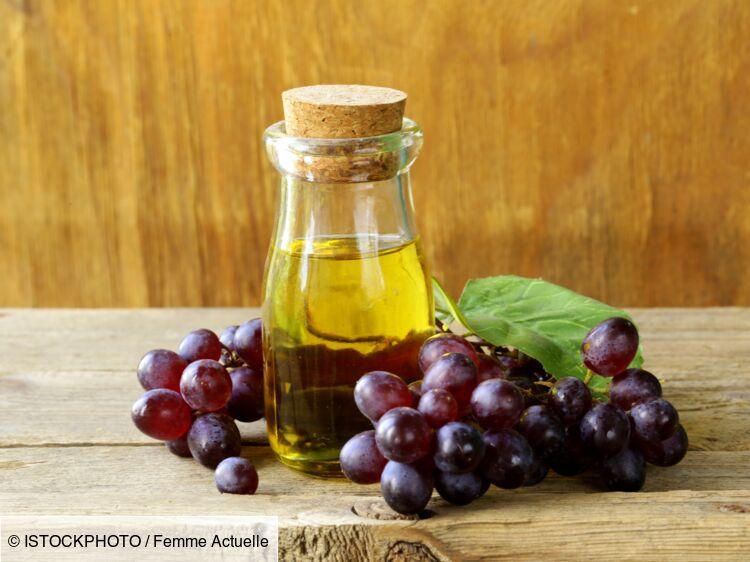Tout savoir sur l'huile de pépin de raisin, la préférée de Cyril Lignac