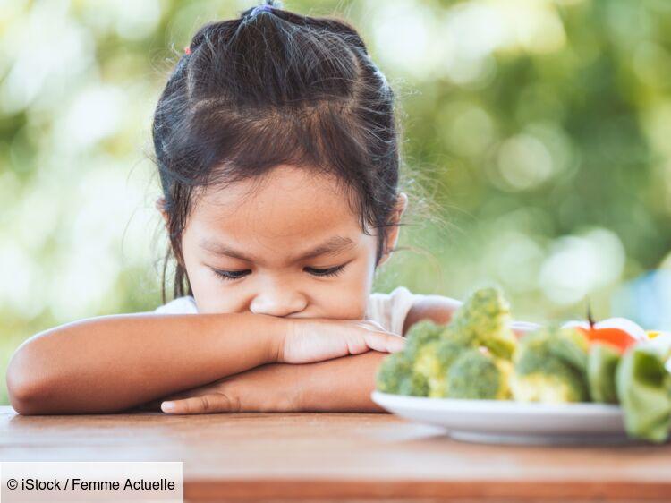 Faut-il forcer un enfant qui refuse de manger ?