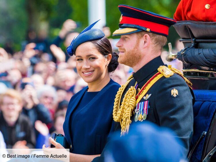 Meghan et Harry fêtent les deux ans d'Archie : ce message inattendu de la famille royale