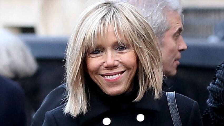 Brigitte Macron surprend dans un look original qui la change complètement - PHOTOS