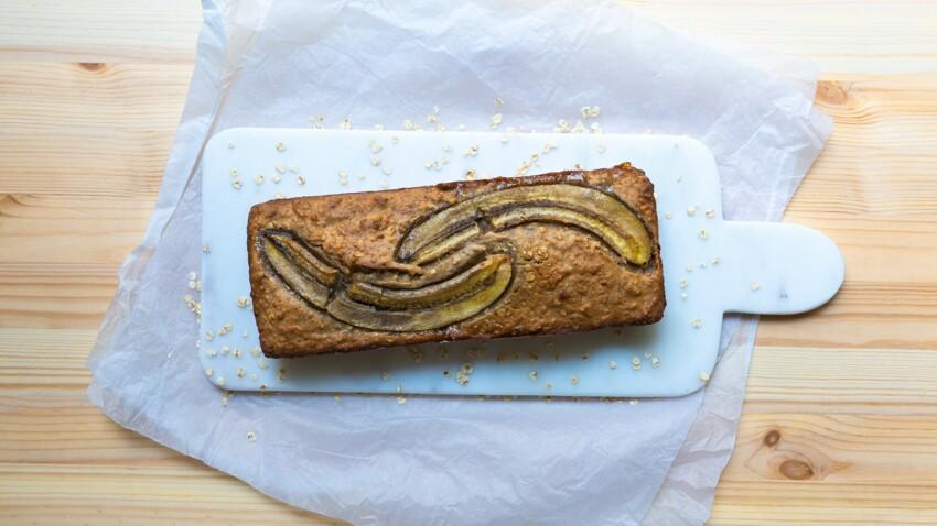 4 recettes de cakes à la banane super faciles pour le goûter