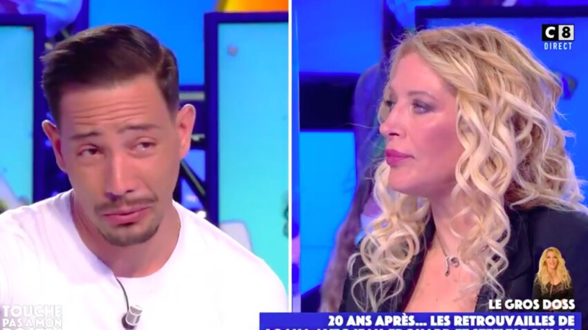VIDEO - Steevy Boulay fond en larmes face à Loana