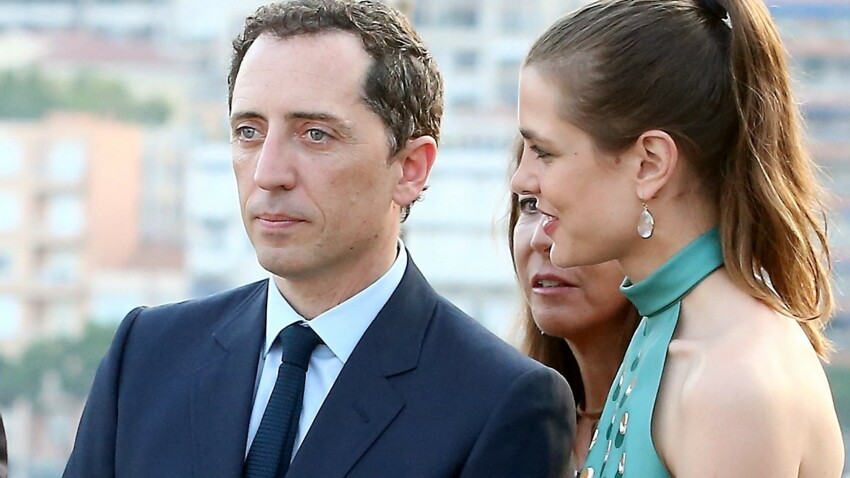 """Gad Elmaleh """"inadapté """" : il raconte le sentiment laissé par son histoire avec Charlotte Casiraghi"""