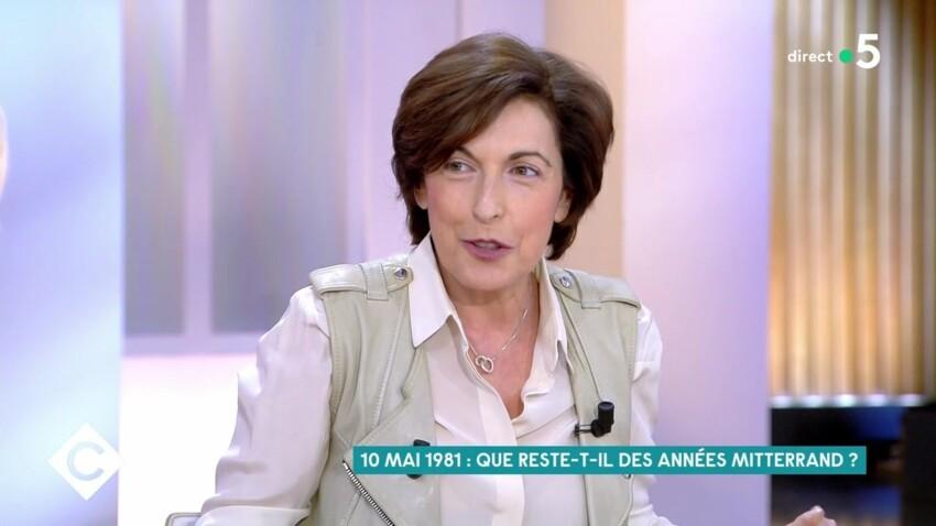 """""""Jamais je ne referai un truc comme ça"""" : Ruth Elkrief revient sur son interview avec François Mitterrand"""