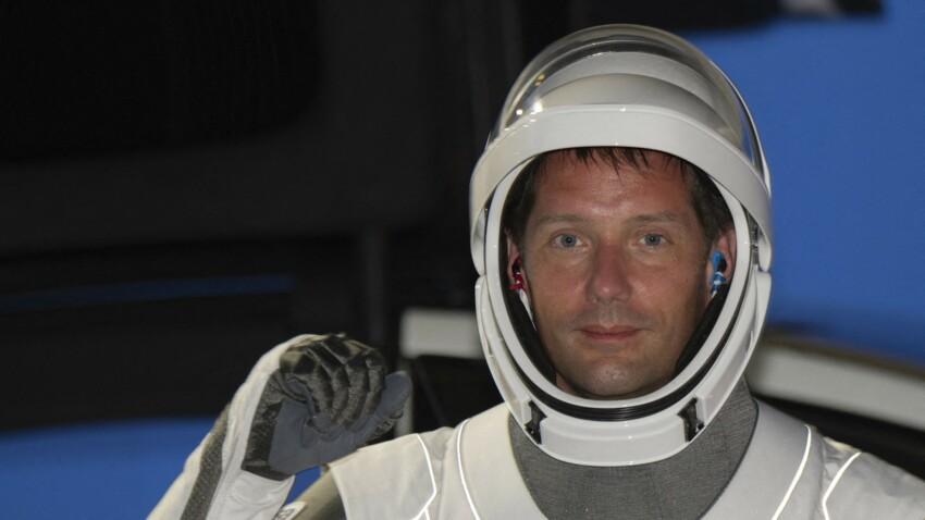 Thomas Pesquet : son salaire pour six mois de mission dévoilé