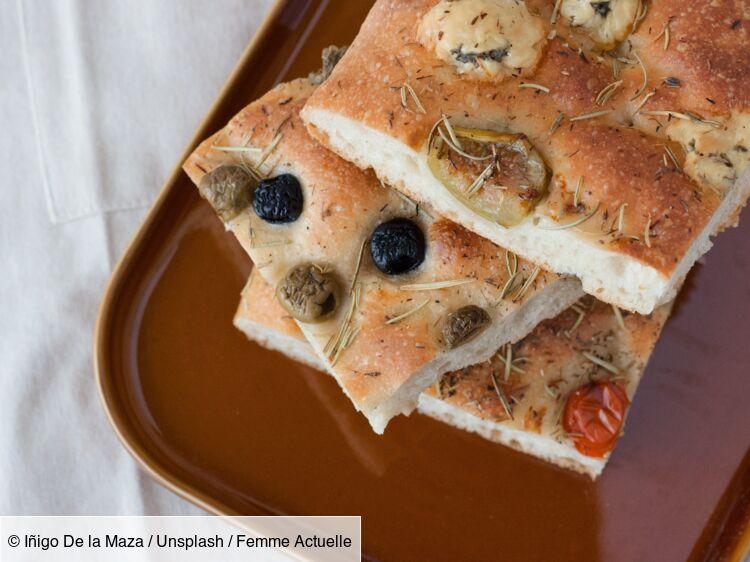 La délicieuse recette de focaccia de Christophe Michalak pour l'apéro