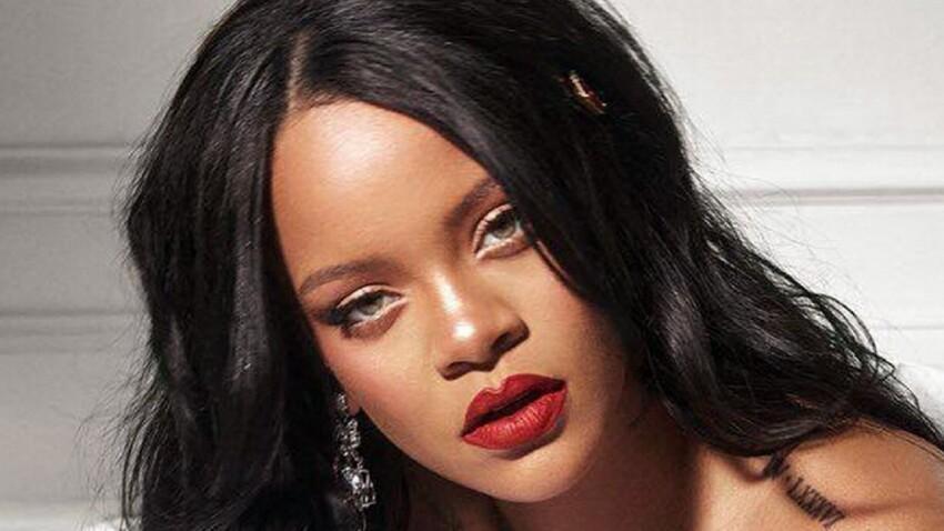 Rihanna sexy : top transparent, look déjanté et cheveux tout courts, elle ne passe pas inaperçue