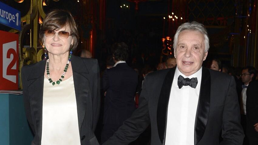 Michel Sardou : qui est sa femme, Anne-Marie Périer ?