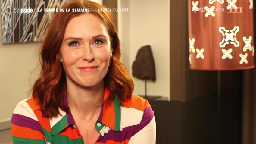 """""""Ça ne m'a jamais intéressé de faire la femme de…"""" : Audrey Fleurot explique pourquoi elle a choisi de jouer dans """"HPI"""" sur TF1"""