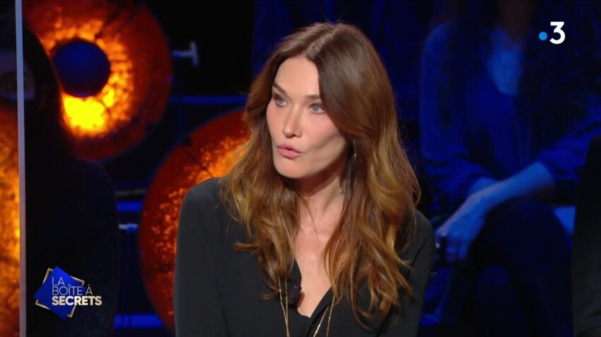 Carla Bruni-Sarkozy : ce choix qu'elle a fait pour l'éducation de ses deux enfants