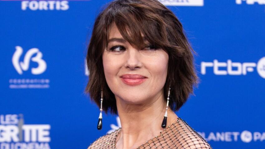 Monica Bellucci sexy : elle dévoile un décolleté bombé tout en sensualité