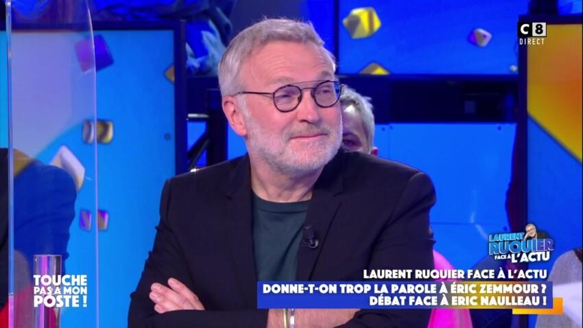 """Laurent Ruquier : les internautes outrés par sa présence dans """"TPMP"""""""