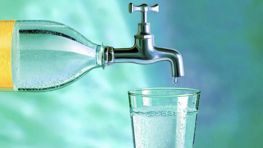 10 idées reçues sur l'eau du robinet et l'eau en bouteille