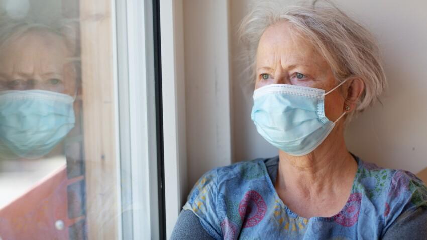 Covid long : la double peine des patients hospitalisés