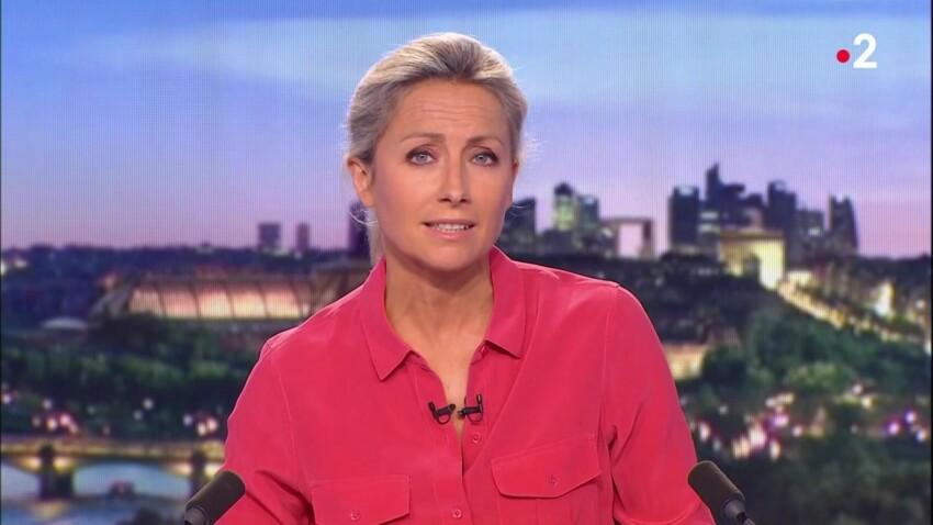 Anne-Sophie Lapix : ce gros lapsus en direct sur France 2 en référence à Anne-Claire Coudray