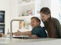 Eviers et mitigeurs : ces nouveautés qui vont pimper votre cuisine