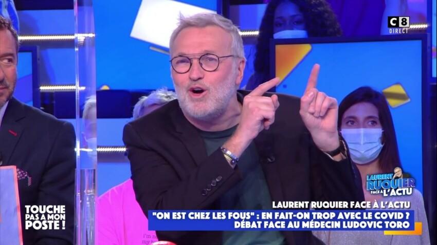 VIDEO - Laurent Ruquier très agacé, s'en prend une nouvelle fois à Olivier Véran