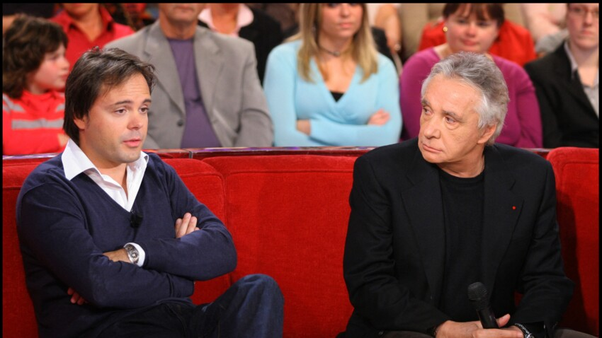Michel Sardou : ses propos très durs sur son fils, l'écrivain Romain Sardou
