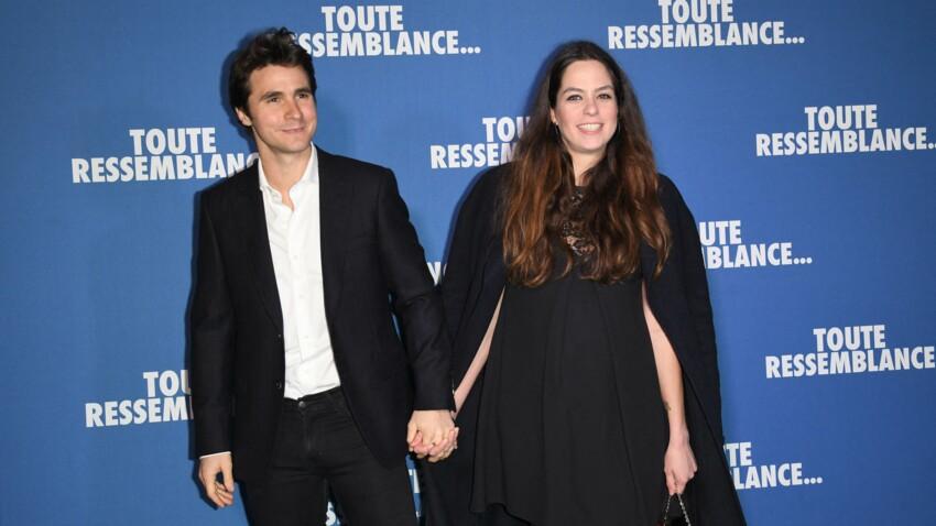 PHOTO - Anouchka Delon mariée : la fille d'Alain Delon a dit oui à Julien Dereims